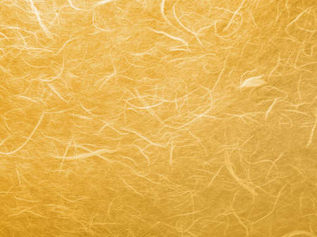Orange handmade mulberry paper texture