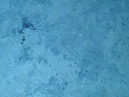 Blue sea concrete wall texture