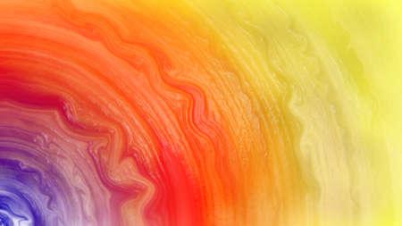 Blending colorful watercolor painting (4)