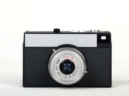 Soviet Lomo toy camera isolated on white background  Stock Photo - 12522340