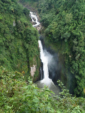 Heaw Narok waterfall, Khaoyai National Park, Thailand Stock Photo - 13894540
