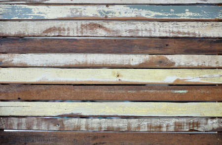Old retro plywood of table texture  photo