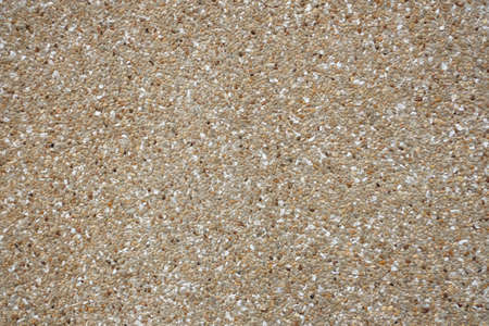 Texture of washed sand  photo