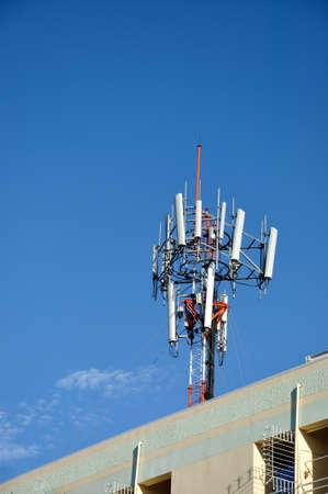 Torre de comunica