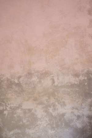 scraggly: Old rose exposed  concrete wall texture wallpaper. Stock Photo
