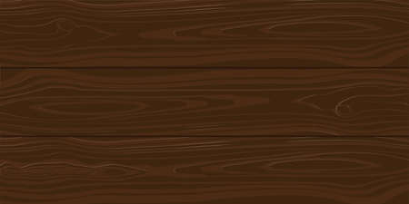 Wood background, texture, wall, vector Ilustração