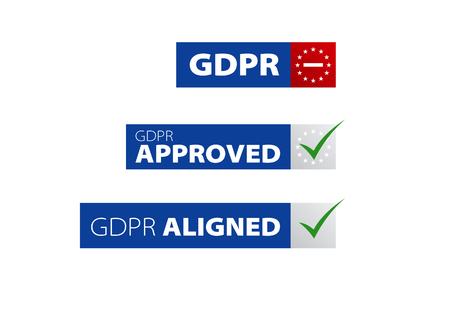 GDPR signs