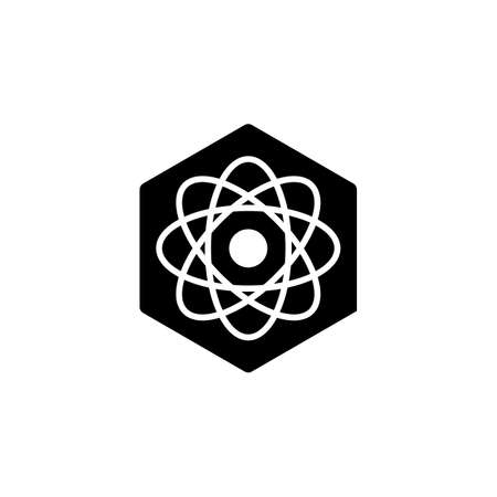 chemistry icon. sign design Vector icon 免版税图像 - 126472458