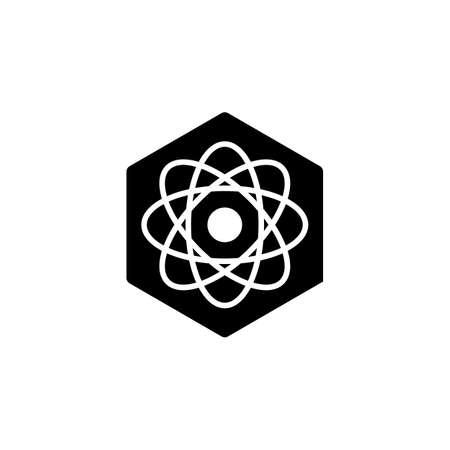 chemistry icon. sign design Vector icon Ilustrace