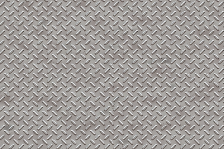 Diamond Plate high resolution seamless texture. photo