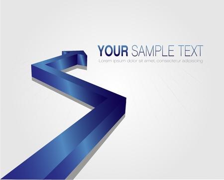 image size: Esta imagen es un archivo vector que representa una flecha azul en 3D, todos los elementos que se pueden ampliar a cualquier tama�o sin p�rdida de resoluci�n.