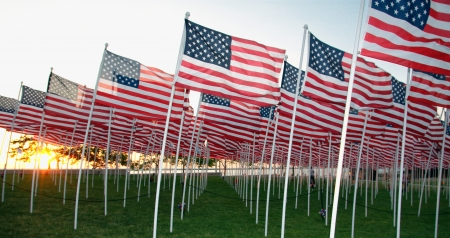 red america: 4th of July, celebration of freedom  Editorial