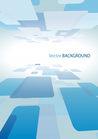 blue gradient background: Abstract background Illustration