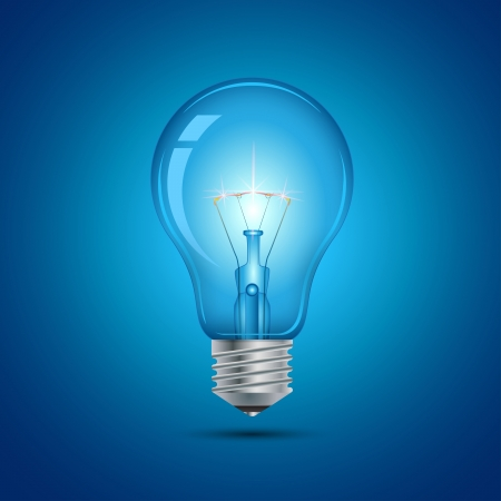 bulb: This image is a file representing a light bulb  Illustration