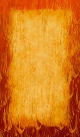 fiery fram