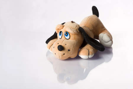 doggy: Brown doggy toy