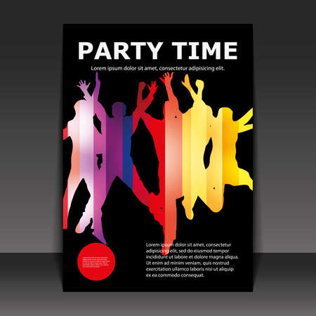 party time: Flyer Design - Party Time