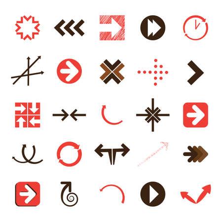 move arrow icon: 25 icon vectors