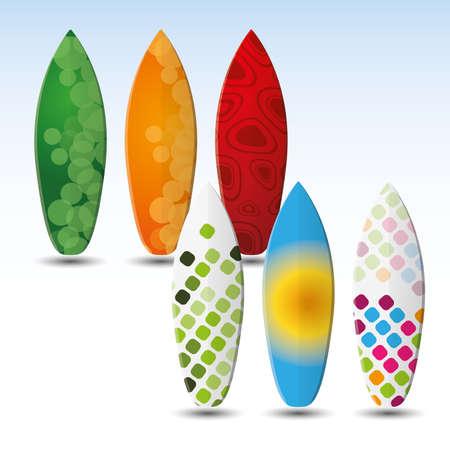 Tablas de surf de diseño