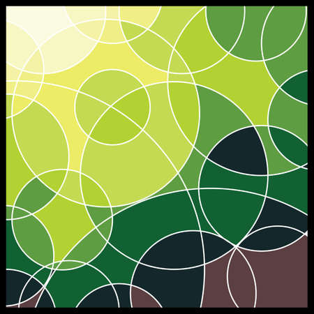 artwork backdrop: Abstract Geometric Mosaic Background Illustration