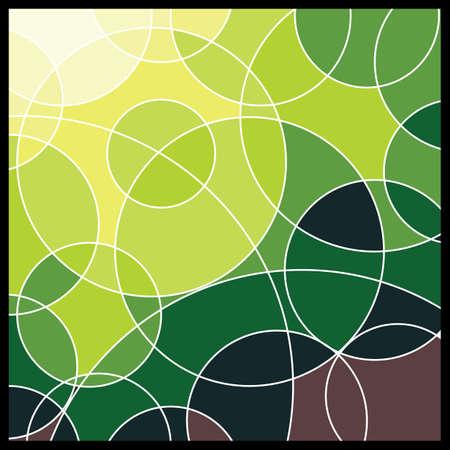 abstrakte muster: Abstrakte geometrische Mosaik Hintergrund