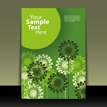 leaflet design: Flyer or Cover Design