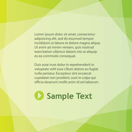 green and yellow: Abstract Colorful Background