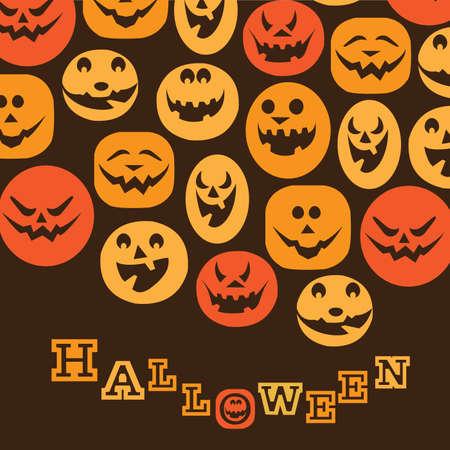 Halloween Backdrop Stock Vector - 10549428