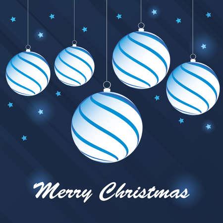 Christmas balls Stock Vector - 10602657
