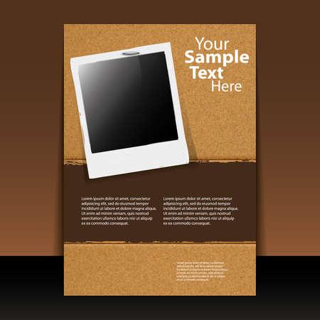 leaflet design: Flyer or Cover Design