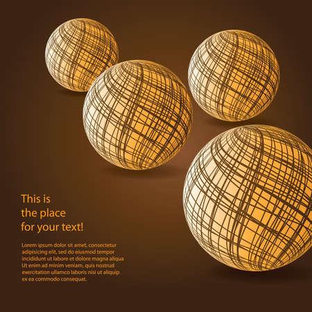 Globe Design Vector Vector