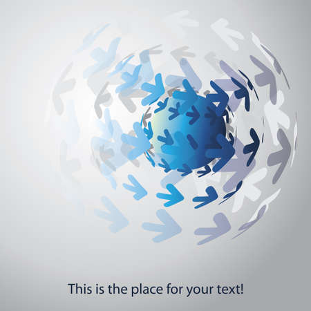 Globe Design Vector Stock Vector - 11181329