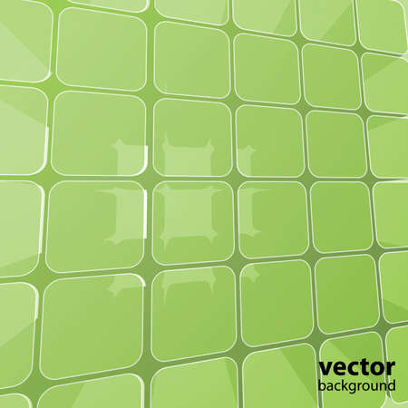 3d transparent abstract background vector Vector