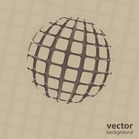 globe grid: Globe Design Vector Illustration