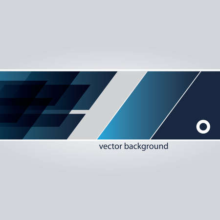 Abstract Vector Banner Vector