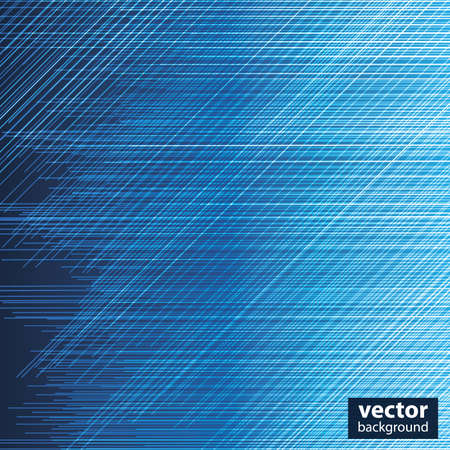 Abstract Stripes and Lines Vector