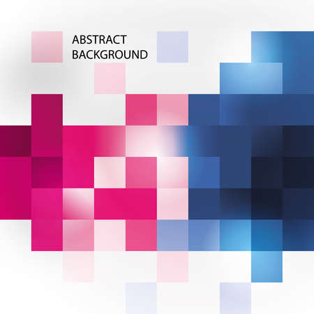 square: Abstract Background Vector Illustration