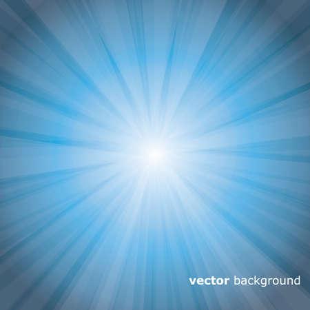 raggi di luce: Vettore sfondo astratto Vettoriali