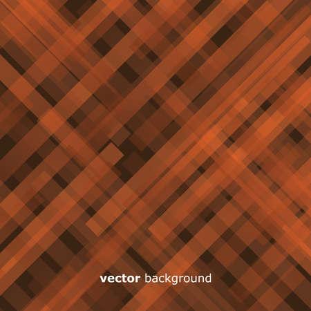 Brown Tile Pattern Vector