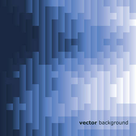 fractal: Abstract Background Vector Illustration