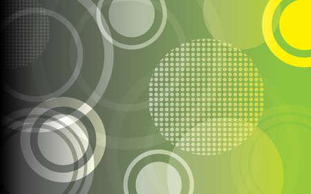 circulos concentricos: Vector Resumen Antecedentes