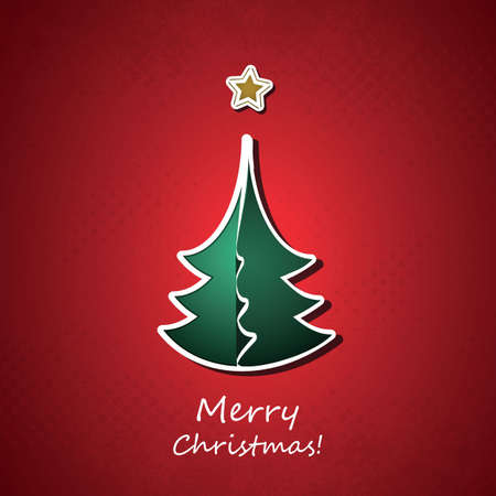 Christmas Flyer or Cover Design Stock Vector - 11586934