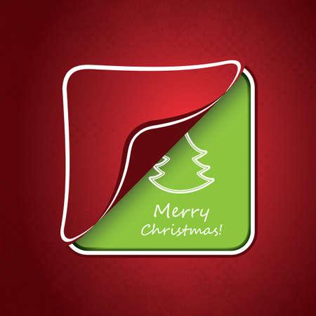 Christmas Flyer or Cover Design Stock Vector - 11567196