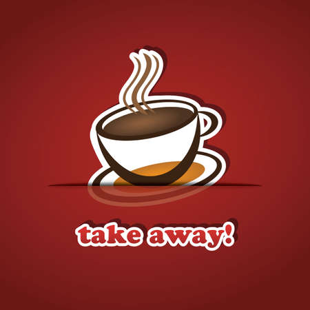 Coffee Cup Icon Stock Vector - 11567198