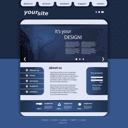 website: Website Template