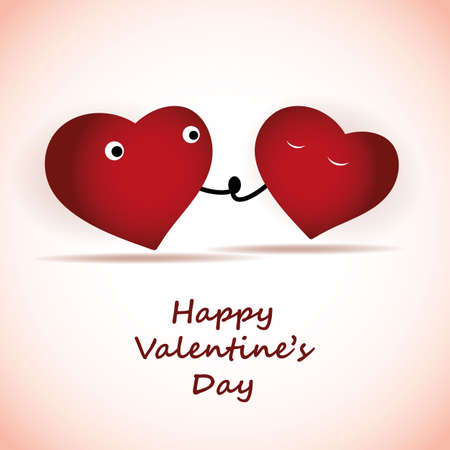 Valentines Day Card Stock Vector - 11818092