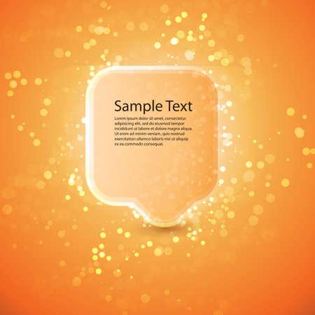 Speech Bubble Stock Vector - 12269683