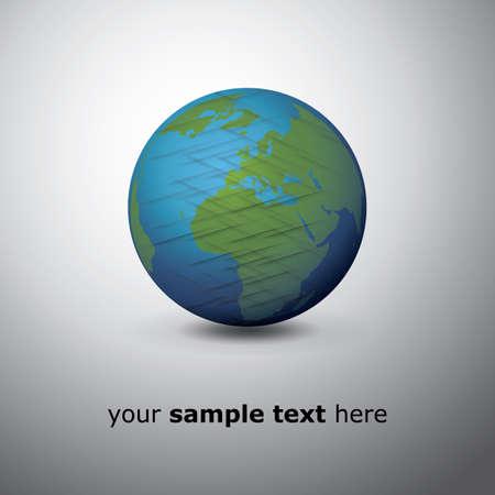 Earth Design Vector