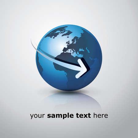 Earth Design  Stock Vector - 12440933