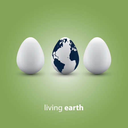 origin: Living Earth Concept